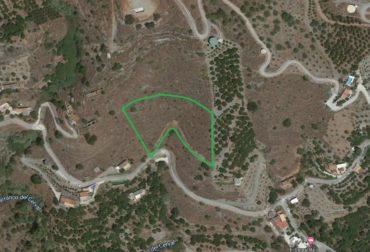 Se vende parcela rustica en El Cerval